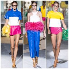 Spring/Summer 2015 DSquared2 | @charliepea_com