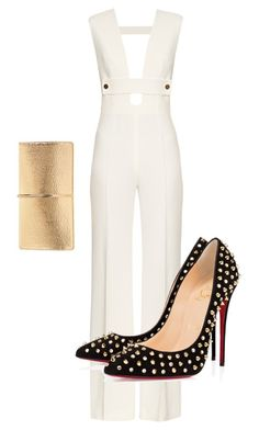 """""""Untitled #253"""" by perfect-misfit-16 on Polyvore featuring La Mania and Nina Ricci"""