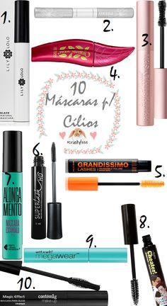 10 mascaras para cilios Cruelty Free