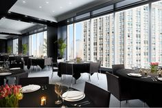 The W in New York: Modern #meeting space! #NYC