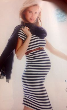 c1eeeaac1c877 Nautical dress by Liz Lange for Target Nautical Maternity Dresses, Cool Maternity  Clothes, Target