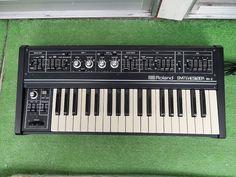 MATRIXSYNTH: Roland SH-2 monophonic synthesizer