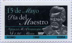DÍA DEL MAESTRO IGNACIO MANUEL ALTAMIRANO, 1995