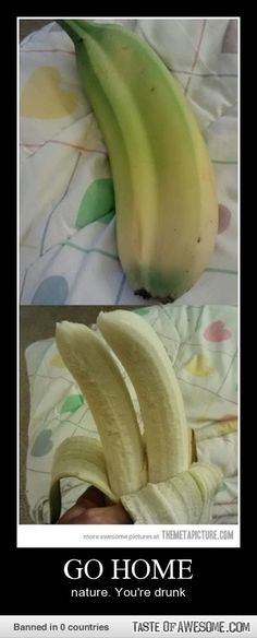 Am i the only one who thinks this is awesome and would love to find a double banana?