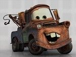 Cars - Mater Crochet Pattern