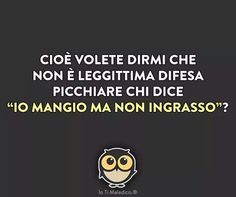 Non picchiatemi 😂😂 Italian Humor, Serious Quotes, Very Funny, I Smile, Laugh Out Loud, Haha, Funny Memes, Thoughts, Feelings