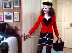 Cutesy Details Will Always Be Fun - Style Lessons We Learned From 'The Nanny' - Photos