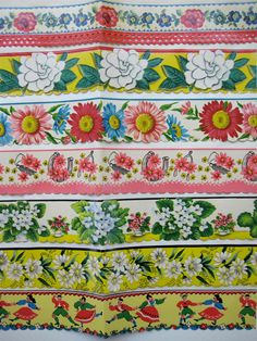 All Vintage Decorative Kitchen Shelf Paper Collection by lisacook, $10.00