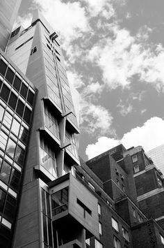 Austrian Cultural Forum | Manhattan, New York | Raimund Abraham