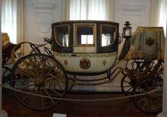 Marstallmuseum - Carruagem da cidade de Karlsruhe