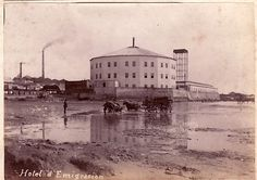 inmigrantes en argentina   hotel de inmigrantes 1887