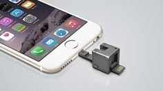 Wondercube all-in-one iPhone-Würfel via Klonblog.de