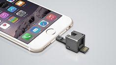 Wondercube all-in-one iPhone-Würfel via Klonblog.de