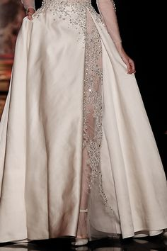 ELIE SAAB Couture Fall 2014 details