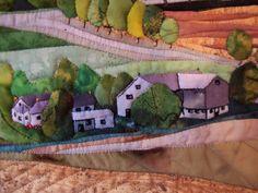 Renske Helmuth: Quilt Artist & Teacher: My Landscape Quilts