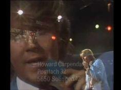 Howard Carpendale - Fremde oder Freunde 1976 - YouTube