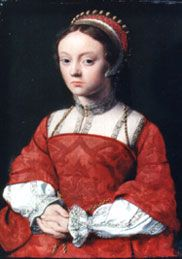 An Unknown Child by an Artist of the Flemish School, c.1525-40. (Metropolitan Museum of Art, New York).