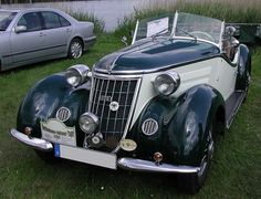 1936 Auto Union Wanderer W25K