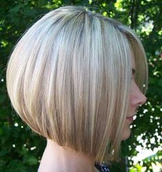 Perfect a line bob, I would just like it a little longer