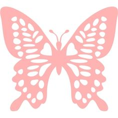 Silhouette Design Store - View Design #12033: butterfly