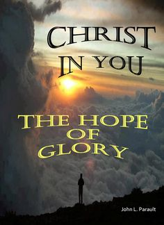 ZION INTERNATIONAL CHRISTIAN CENTERS: .Christ in You the Hope of Glory