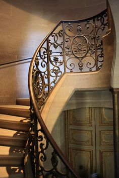 Chapel staircase (Palace of Versailles).