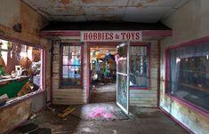 Juxtapoz Magazine - Photographs of Abandoned Toy Factories