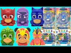 Pj Mask Decorations, Series 4, Essie, Youtube, Fictional Characters, Toys, Fantasy Characters, Youtubers, Youtube Movies