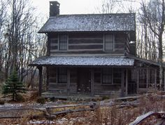 another log house