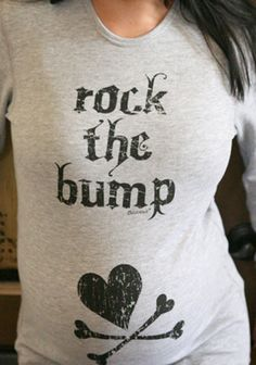 Want to look like a yummy mummy? Put on the stunning bump t-shirts from www.bumpbabies.com and radiate your glamour! Enjoy your pregnancy at full swing!