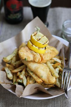 a must is to try fish n chips in England :D