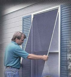 9 best window screens images retractable window screens window screens windows doors. Black Bedroom Furniture Sets. Home Design Ideas