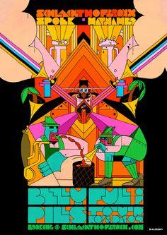 Belly Full of Pills - Stefan Glerum