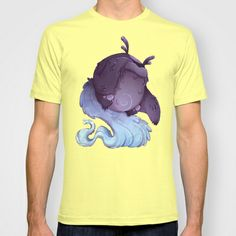 Real Monsters- Depression T-shirt by Zestydoesthings - $22.00