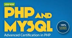 PHP Training in Bhubaneswar with Live Project ( Bhubaneswar )