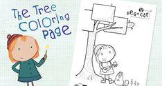 peg cat coloring pages-#26