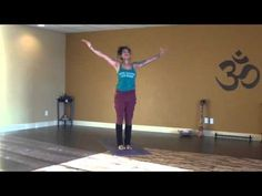 I looooove her videos! LET GO: A Creative Vinyasa Yoga Flow With Becca Pati - YouTube