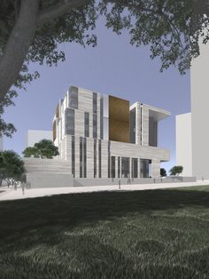 Austin Federal Courthouse - Architecture by Mack Scogin Merrill Elam Architects