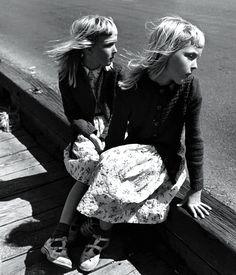 twins, 1955  photo by john gutmann