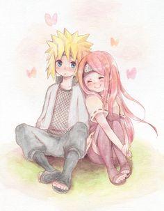 Minato and Kushina Naruto Sasuke Sakura, Naruto Shippuden Anime, Hinata, Kakashi, Minato Kushina, Boruto, Naruhina, Naruto Images, Naruto Couples