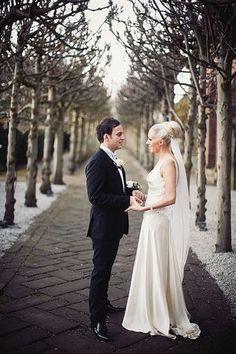 Jenny Packham Wedding Dress Glamour for a Winter Wedding in Wirral…   Love My Dress® UK Wedding Blog