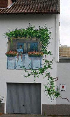 Барельеф роспись стен в городе Уральск - Фото | OK.RU