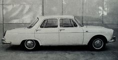 OG |Volkswagen / VW 1500a Notchback four-door | Long version prototype