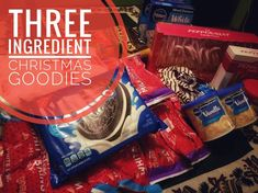 Fun Family Christmas in 6 Easy Steps - One Dozen 3 Ingredient Cookies Everyone has had that late night baking event because their child has a party the next day. These recipes are the answer. Easy recipes and all are freezer friendly. Cookies Ingredients, 3 Ingredients, Christmas Goodies, Family Christmas, Holiday Cookies, Holiday Treats, Holiday Baking, Christmas Baking, 3 Ingredient Cookies