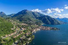 Menaggio, veduta. Lake Como