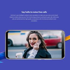 【Global Version】ASUS Zenfone 5 ZE620KL 4G Smartphone Notch 6.2 Inches 4GB+64GB - US$394.99 Sales Online blue eu - Tomtop Asus Zenfone, Say Hello, Smartphone, Self