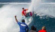 Gabriel Medina Wins Fiji Pro!!!
