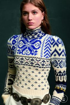 The Fashion Search Engine Knitwear Fashion, Knit Fashion, Sweater Fashion, Ralph Lauren Womens Clothing, Pullover Mode, Student Fashion, Budget Fashion, Vintage Sweaters, Crochet