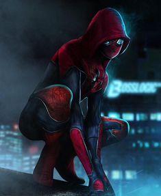 Design spiderman suit