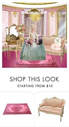 """Marie Antoinette"" by atenaide86 ❤ liked on Polyvore featuring Masquerade"
